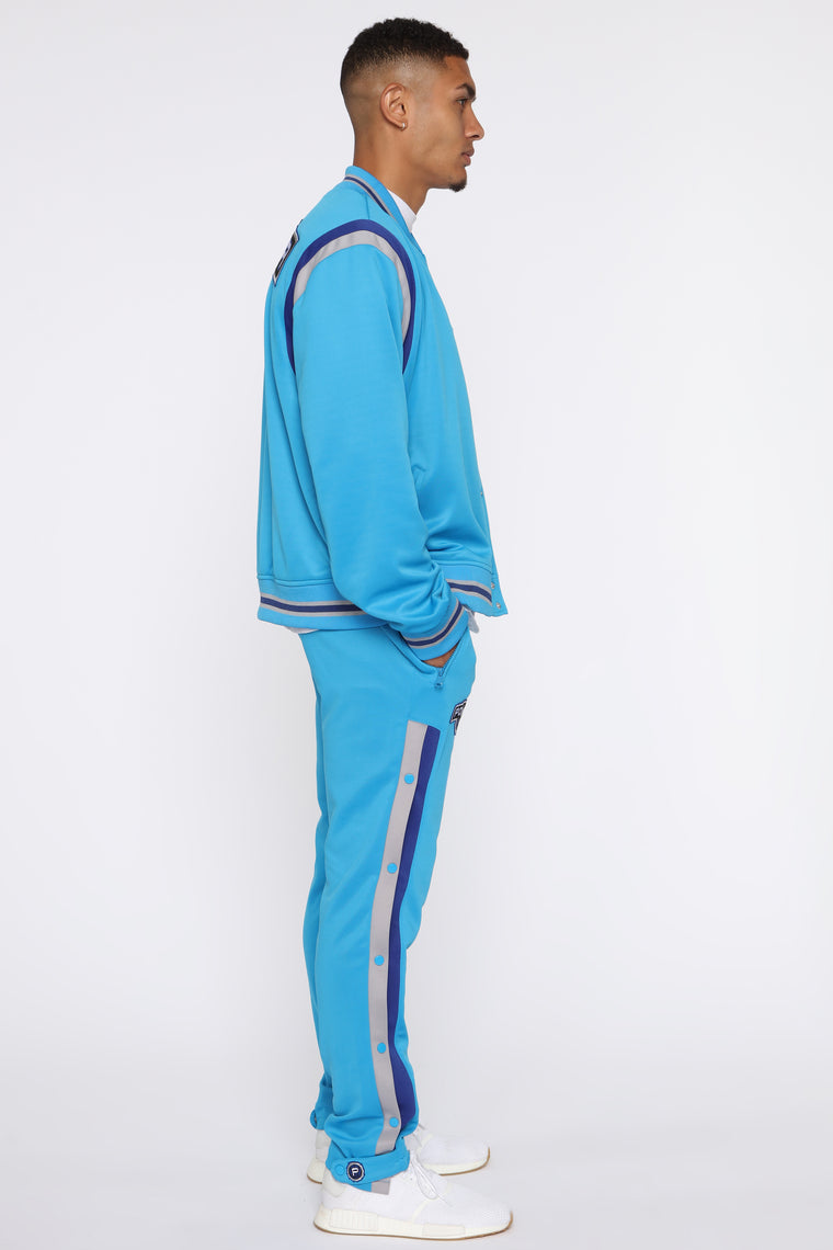 Team Power Jacket - Blue/combo