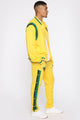 Team Ball Hogs Jacket - Yellow/combo