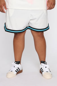 Butler Remix Basketball Shorts - White/combo