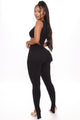 Takes Time Legging Set - Black