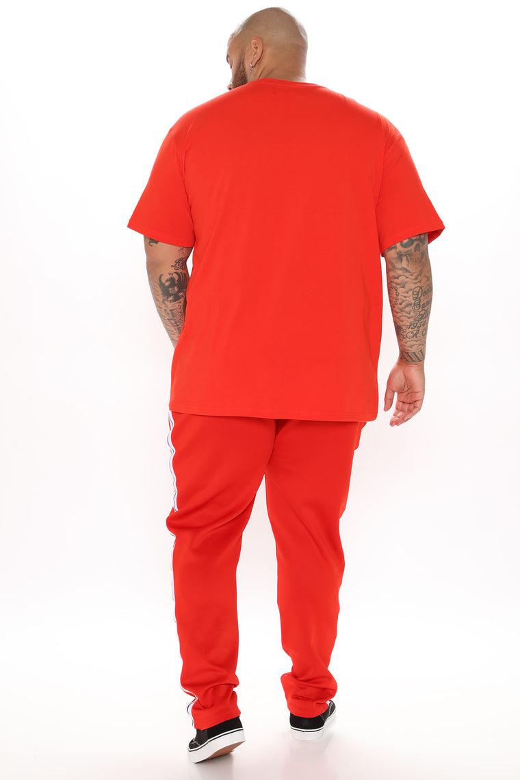 Russ Jogger - Red