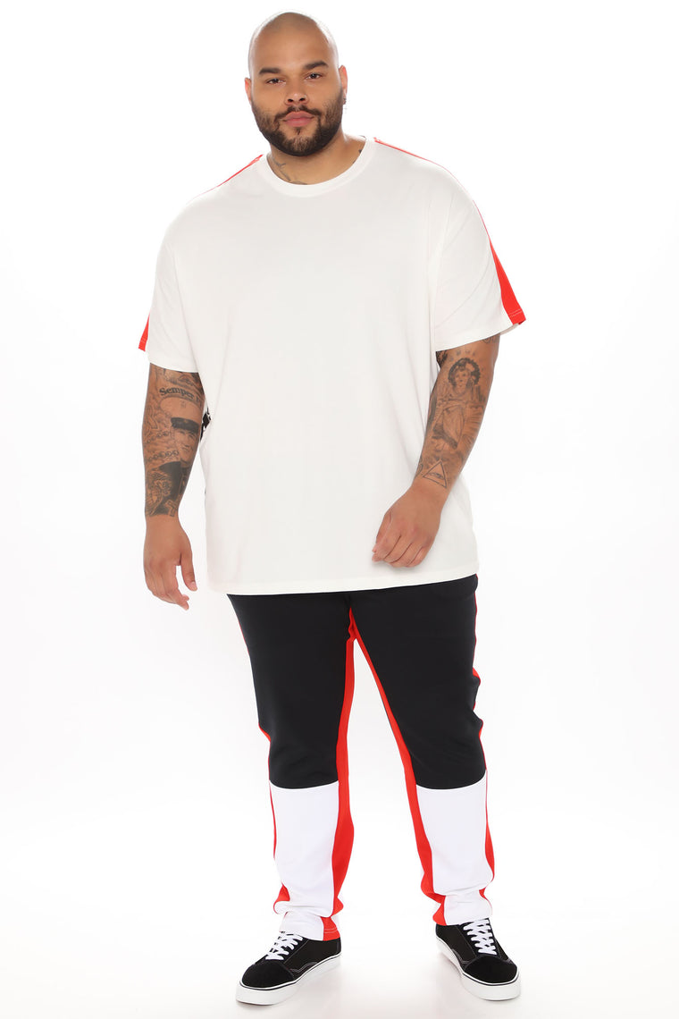 Loki Short Sleeve Tee - White/combo