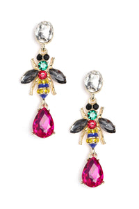 Bee The Change Earrings - Multi