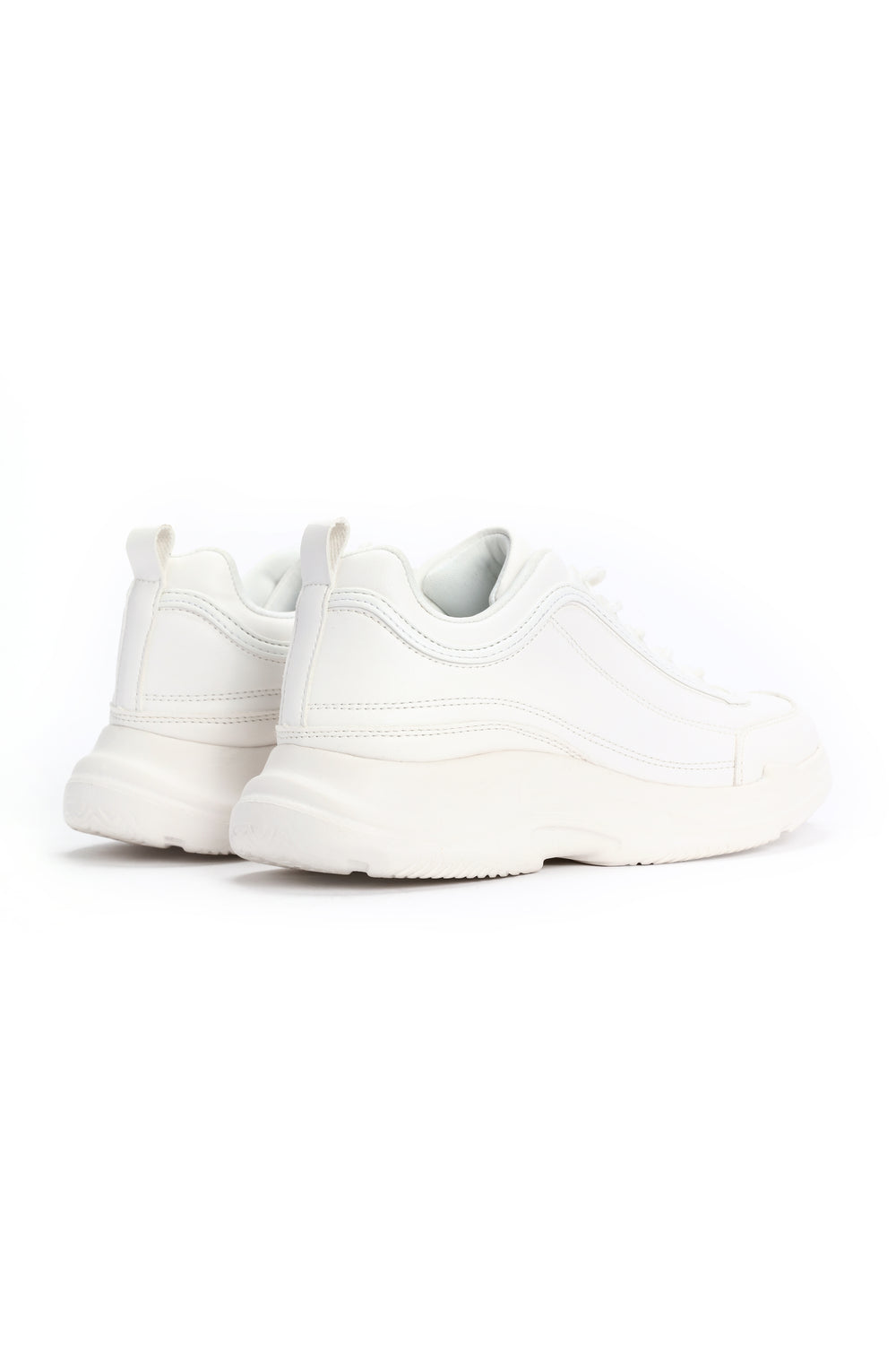 Born In The 90's Sneakers - White