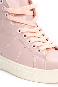 The Sky Is The Limit Sneaker - Blush