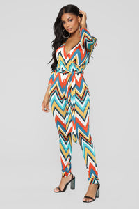 Night Vision Jumpsuit - Multi