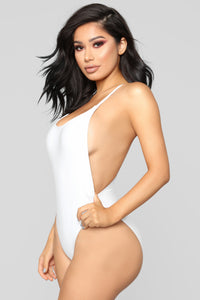 Standout Swimsuit - White