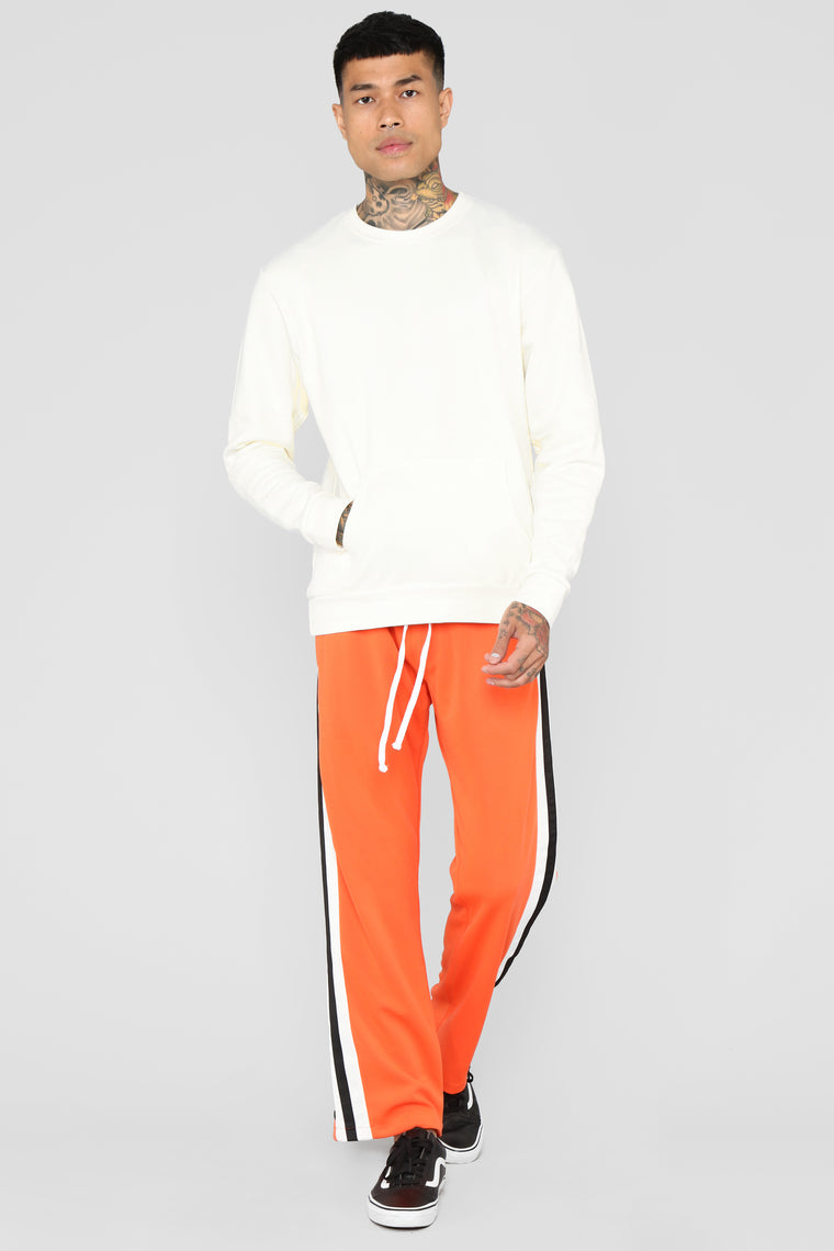 JC Tearaway Pants - Orange/Combo