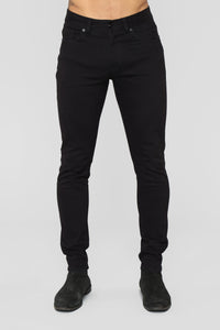 Mac Chino Pants - Black