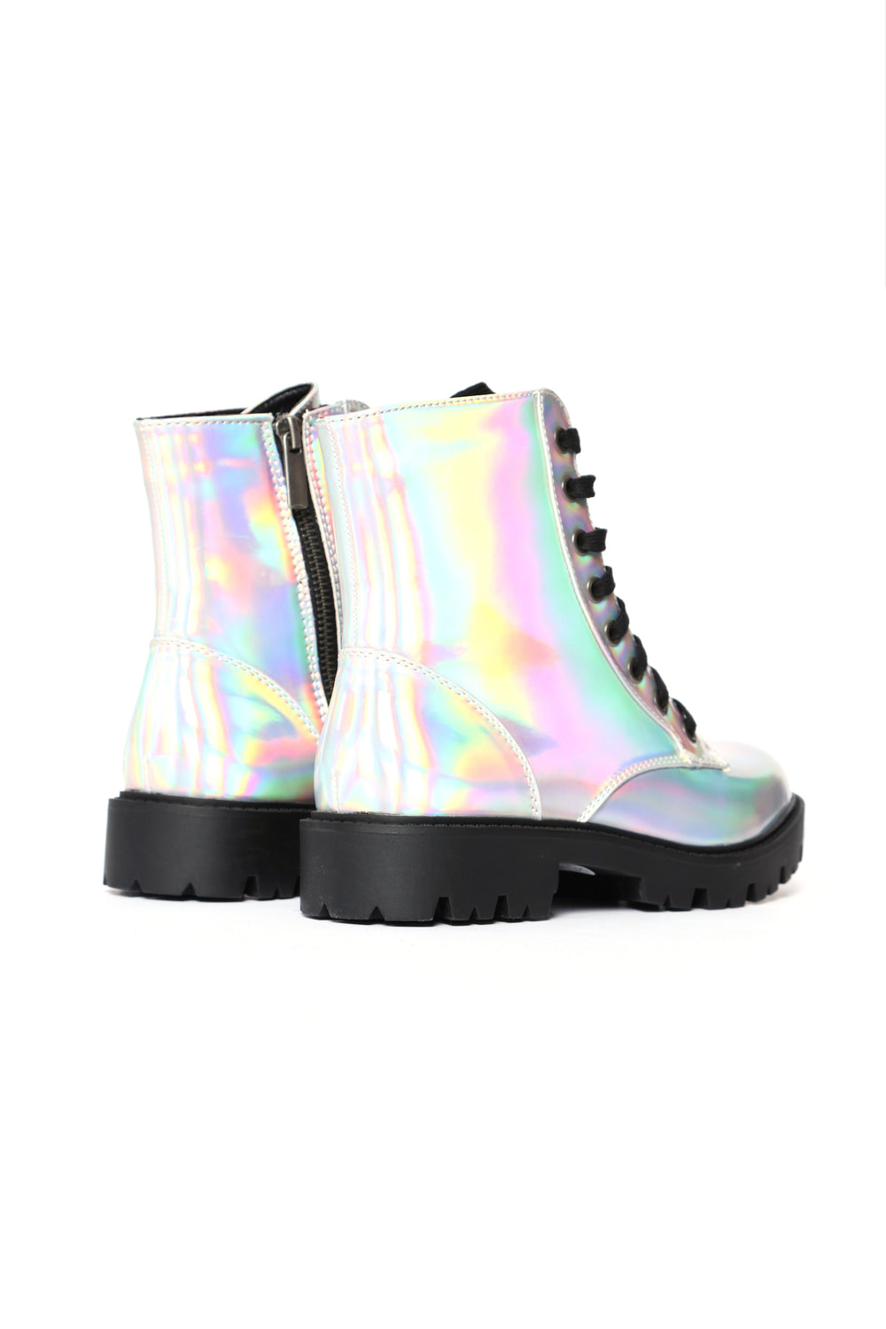We're Not Talking Booties - Iridescent