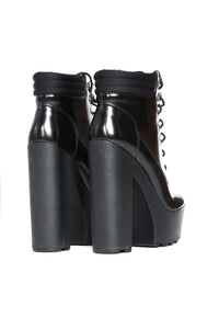 The More The Better Bootie - Black
