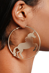 The Unicorn Hoops - Gold
