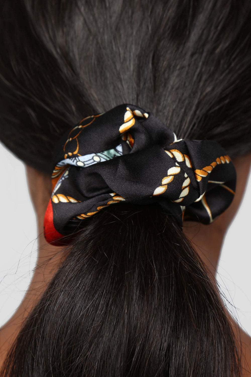 Off The Chain Scrunchie Set - Multi