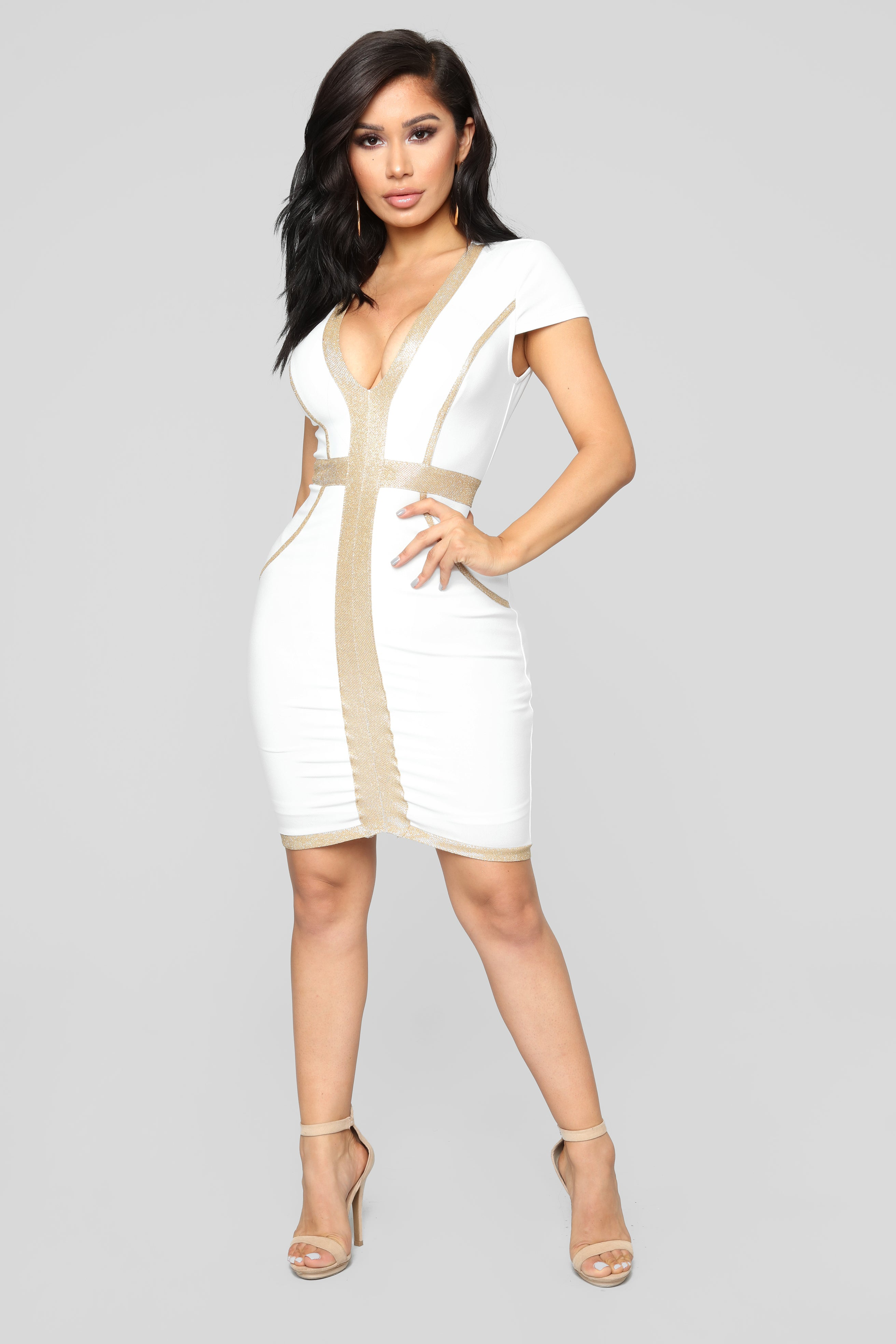57d959de9bbb5 https://www.fashionnova.com/products/sweet-as-pie-dress-white 2019 ...