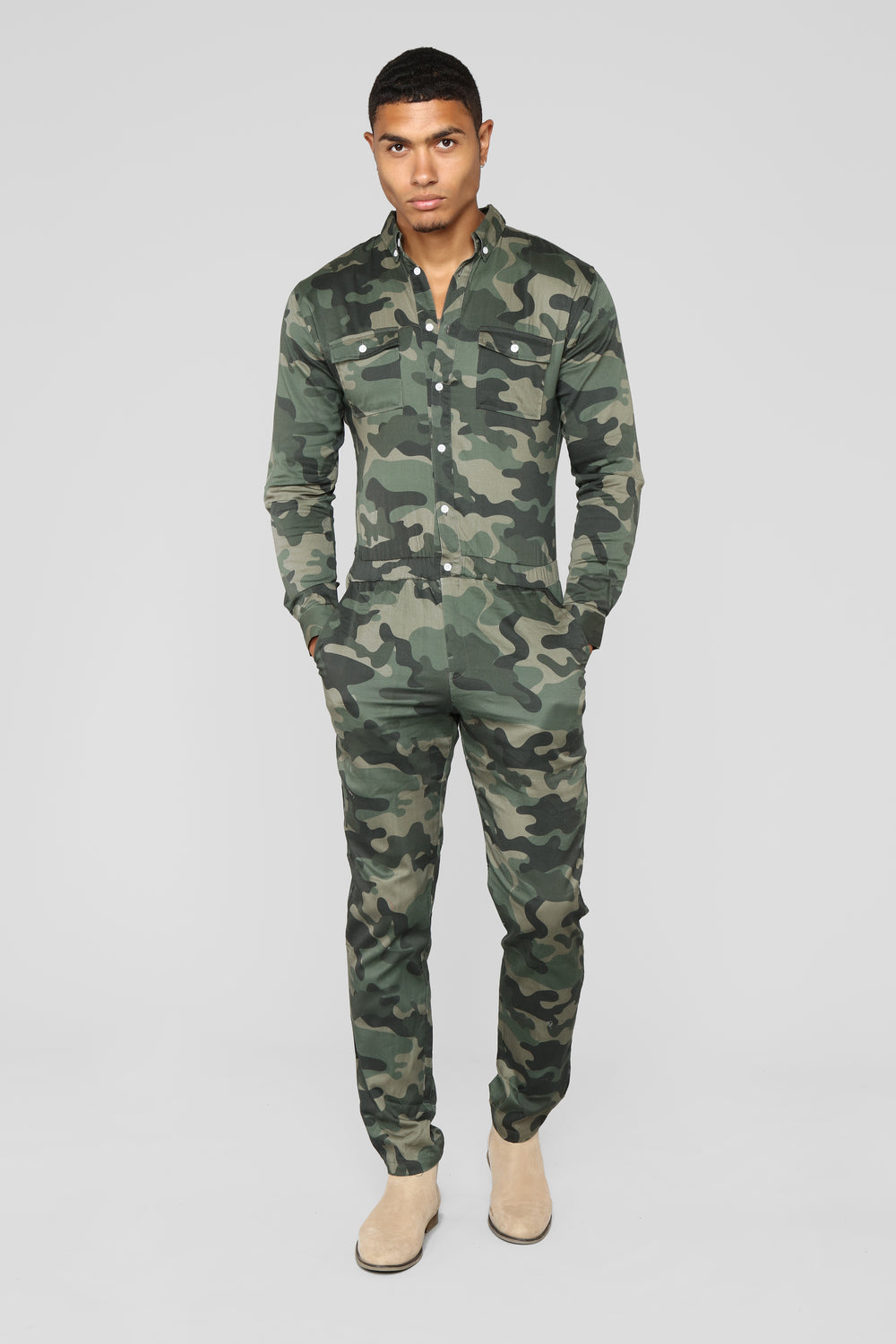 Daily Driver's Suit - Camo
