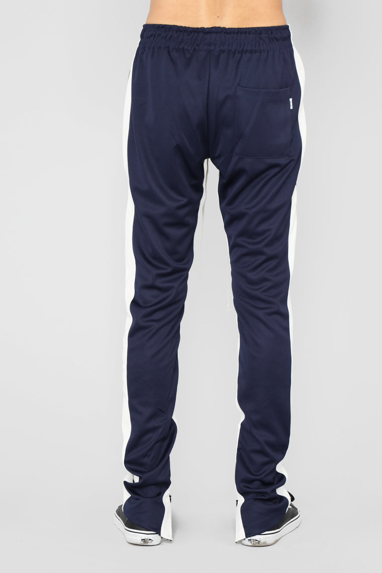 Concord Track Pants - Navy