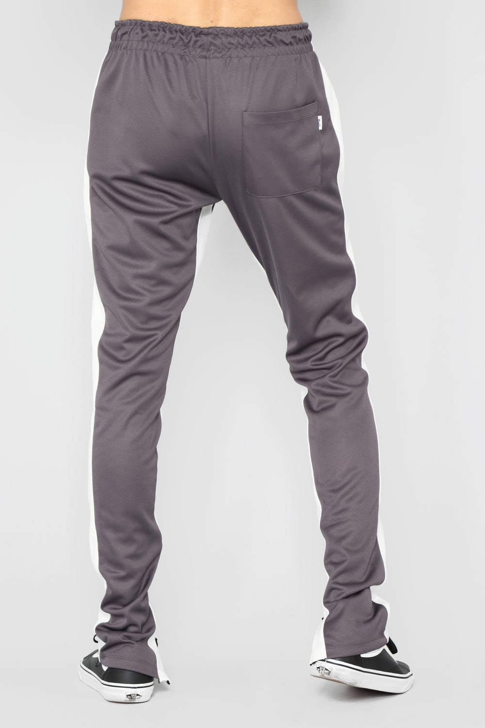 Concord Track Pants - Charcoal