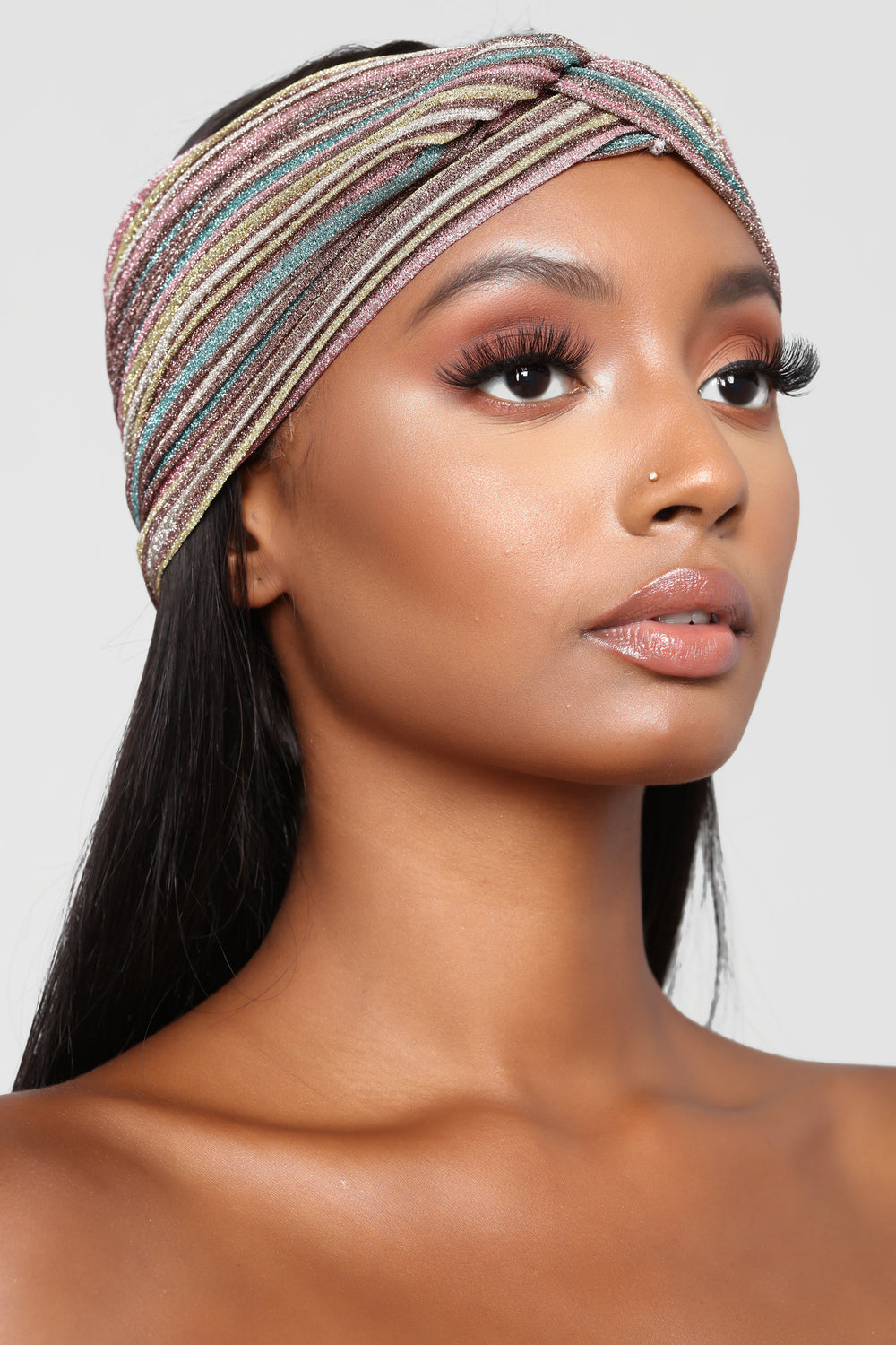 How To Stay A Head Wrap - Multi