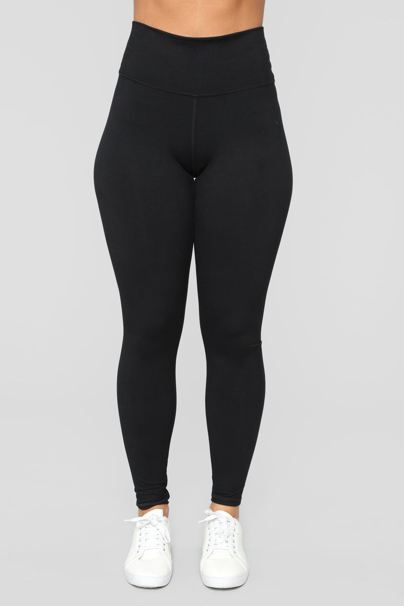 Emery Performance Leggings - Black