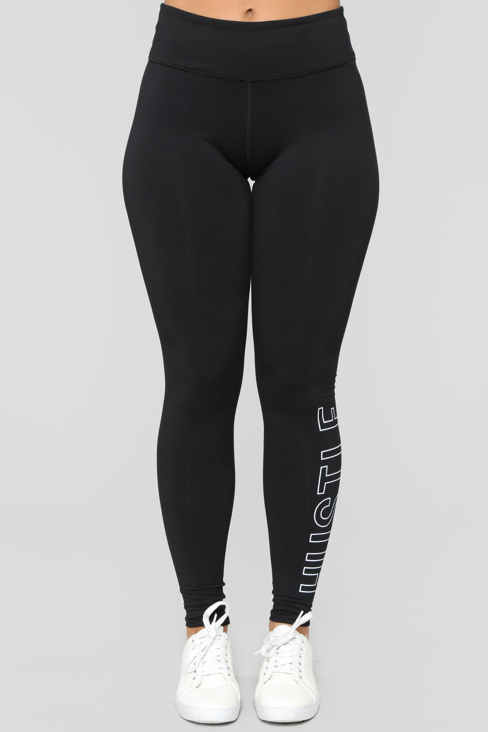 Kayla Performance Leggings - Black