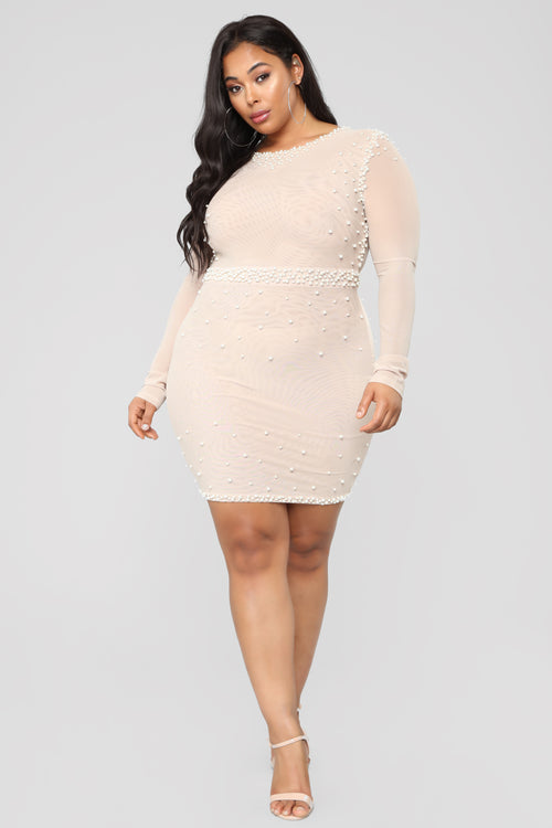 Sequin Dress Plus Size