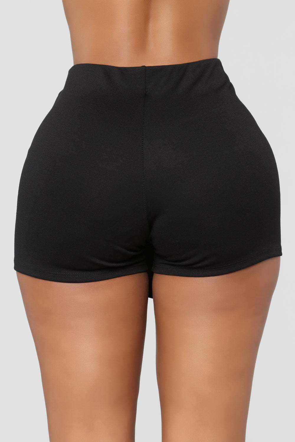 What's In The Envelope Skirt - Black