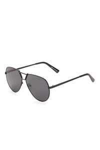 Classic Aviator Sunglasses - Black