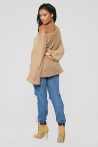 Allington Sweater - Khaki