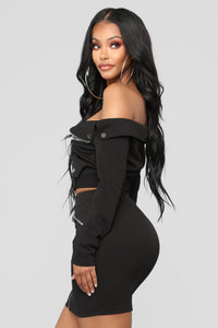 Shayna Set - Black