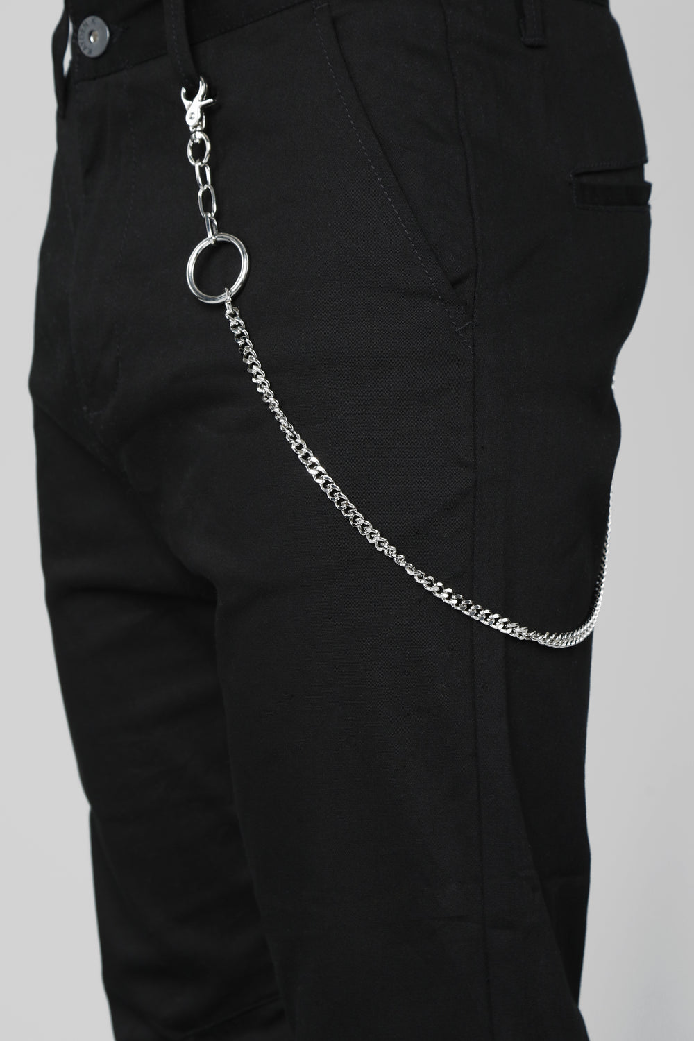 Henderson Pant Chain - Silver