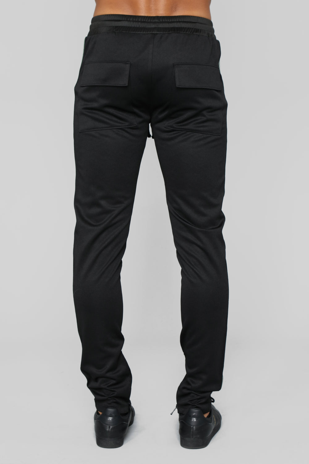 Bada Track Pants - Black