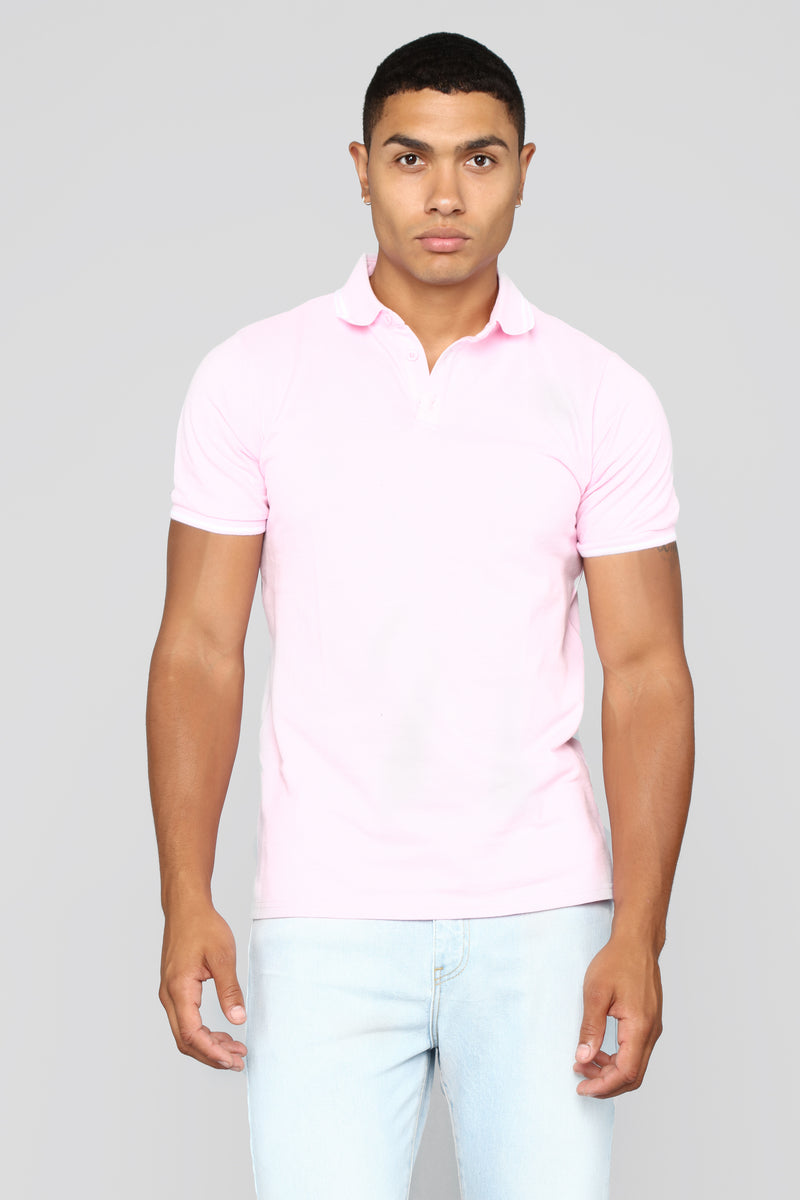 Wilson SS Polo - Pink