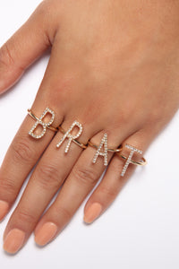 Brat Ring Set - Gold