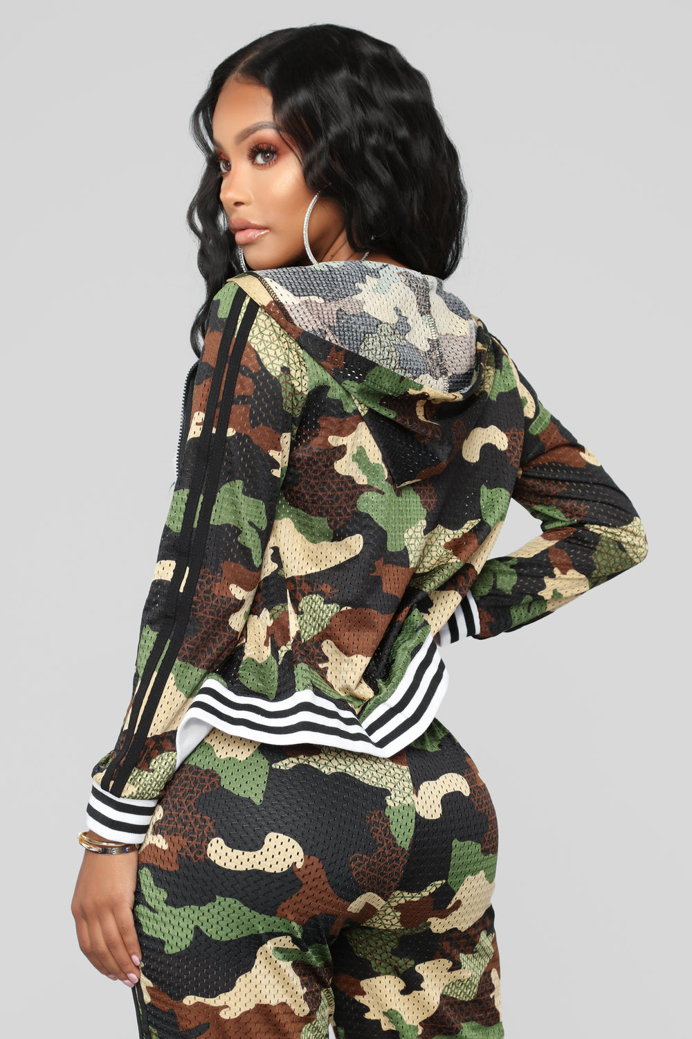 Hidden From The Haters Hoodie - Olive