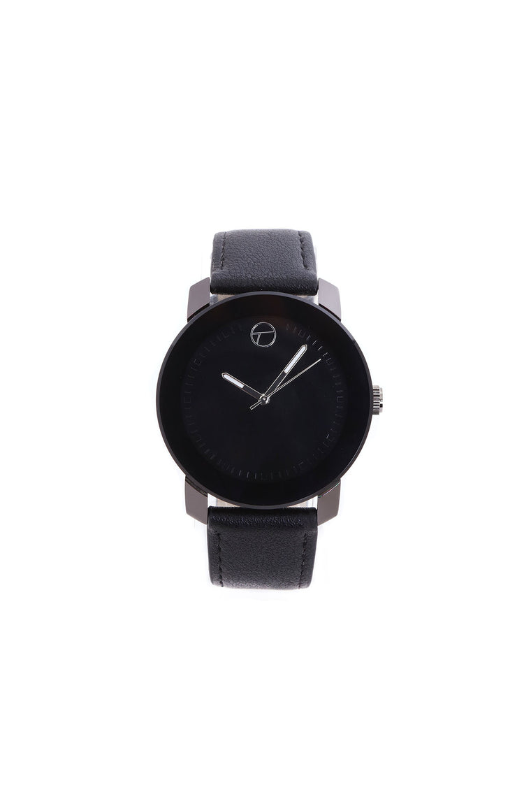 Show You What I Seen Watch - Black/Black