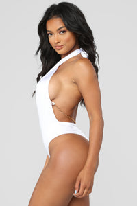 Pristine Waters Bikini - White