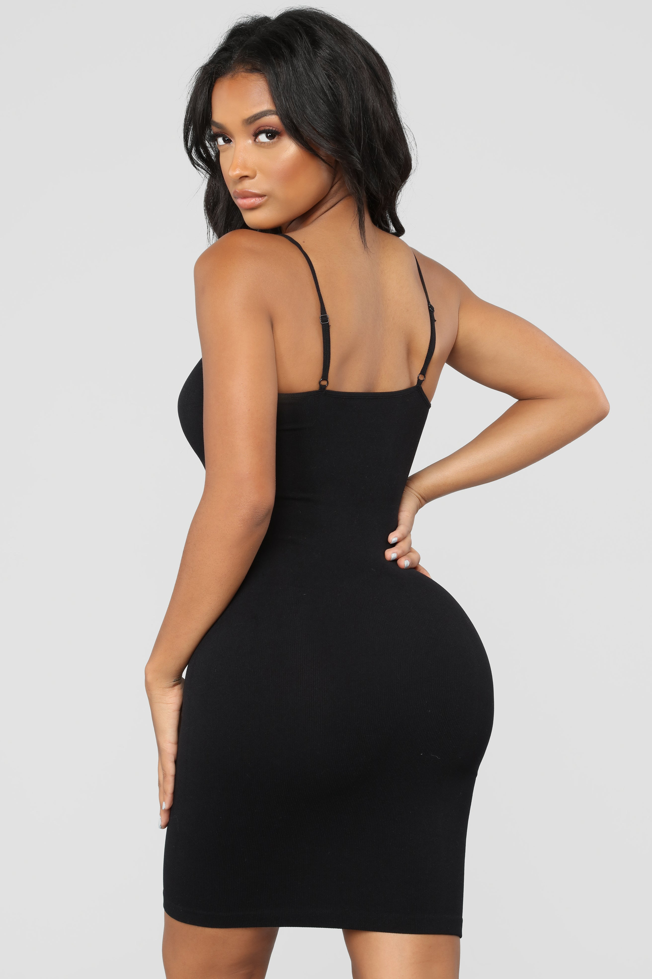 ea67745babba4 Forever Snatched Shapewear Dress - Black