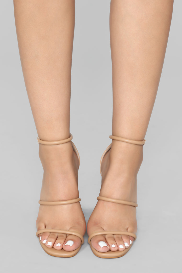 You And I Heel - Nude