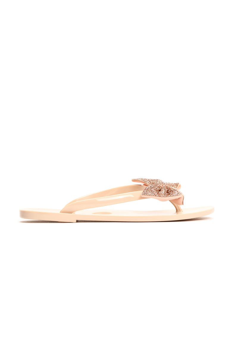 Little Thang Sandal - Nude