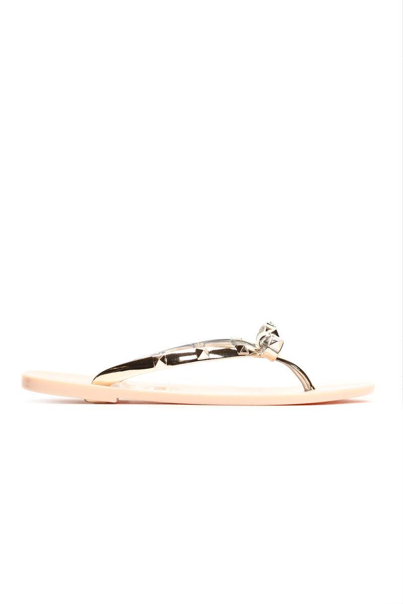 I've Got A Lover Sandal - Nude