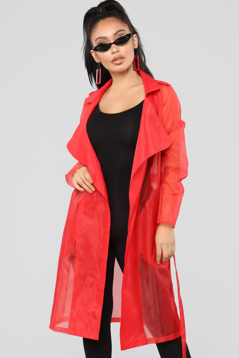 68e0f29640 ... Fake Love Jacket - Red new products 4033c 40652  Womens Pajamas Cotton  Sleepwear TwoPiecesSets HomeService Soft Bedwear ...