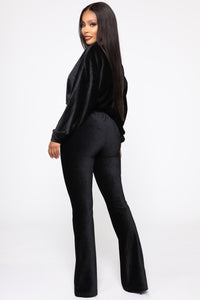 In My Feels Pant Set - Black Angle 5