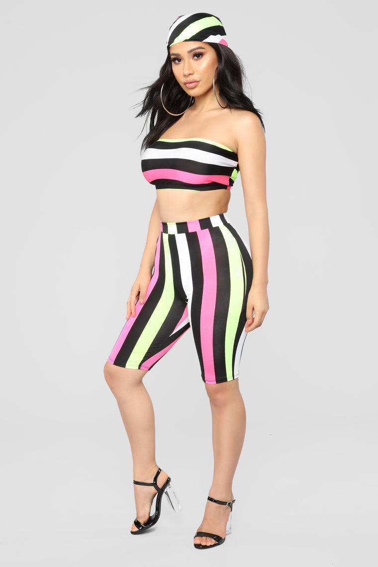 Don't Mess With Me 3 Piece Set - MultiColor