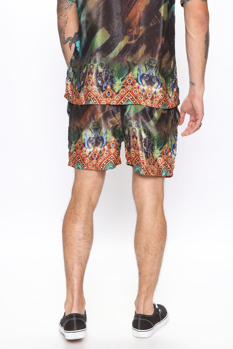 Craig Short - Multi Color