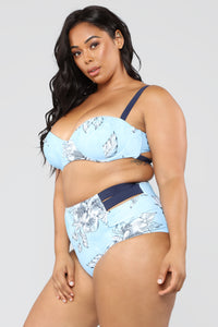 What You Sea Swim Set - Blue/Multi Angle 2