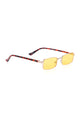 Port Of Miami Sunglasses - Yellow