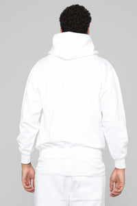 Youth Massive Hoodie - White