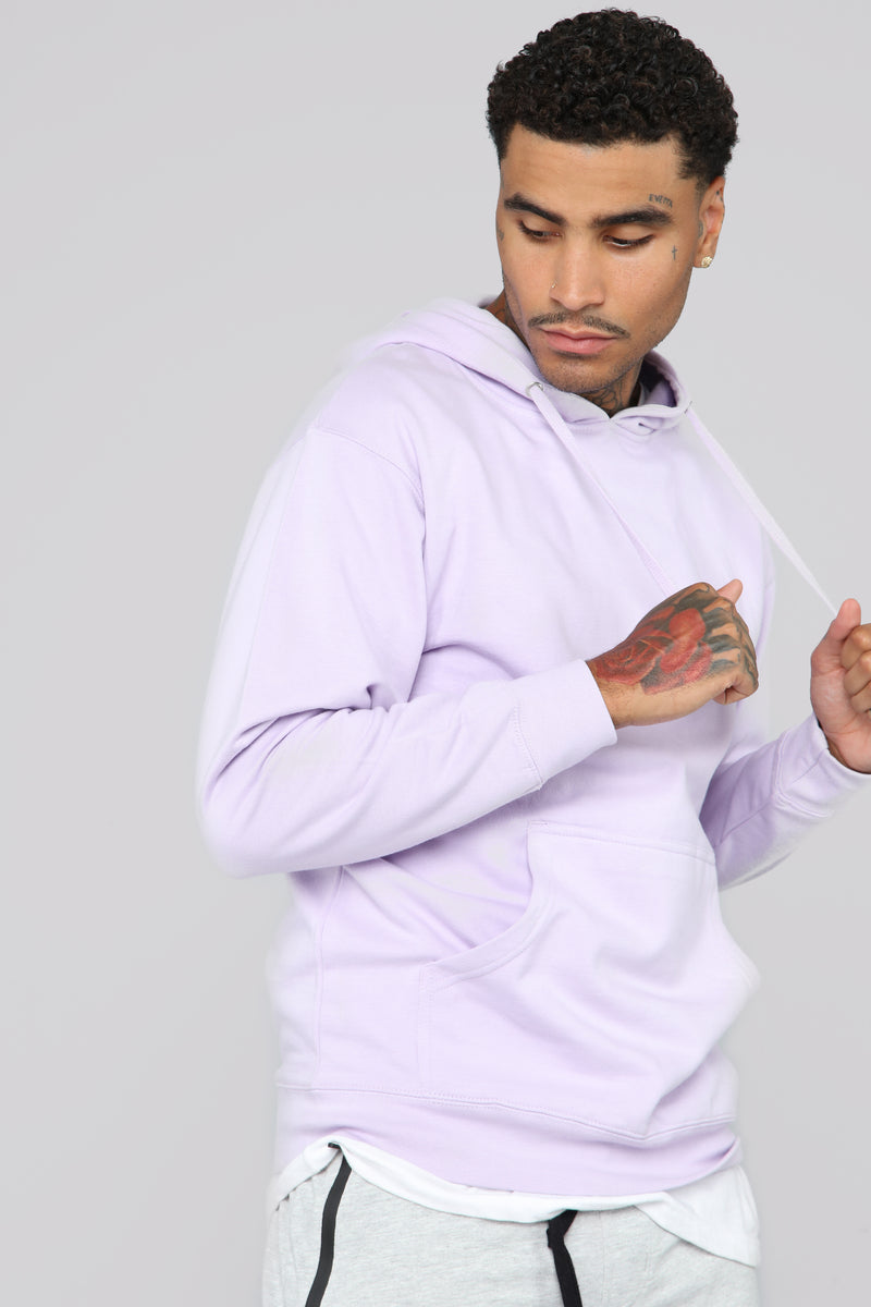 My Go To Pull-Over Hoodie - Purple