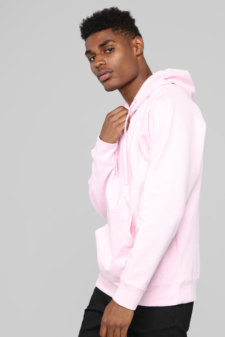 My Go To Pull-Over Hoodie - Pink