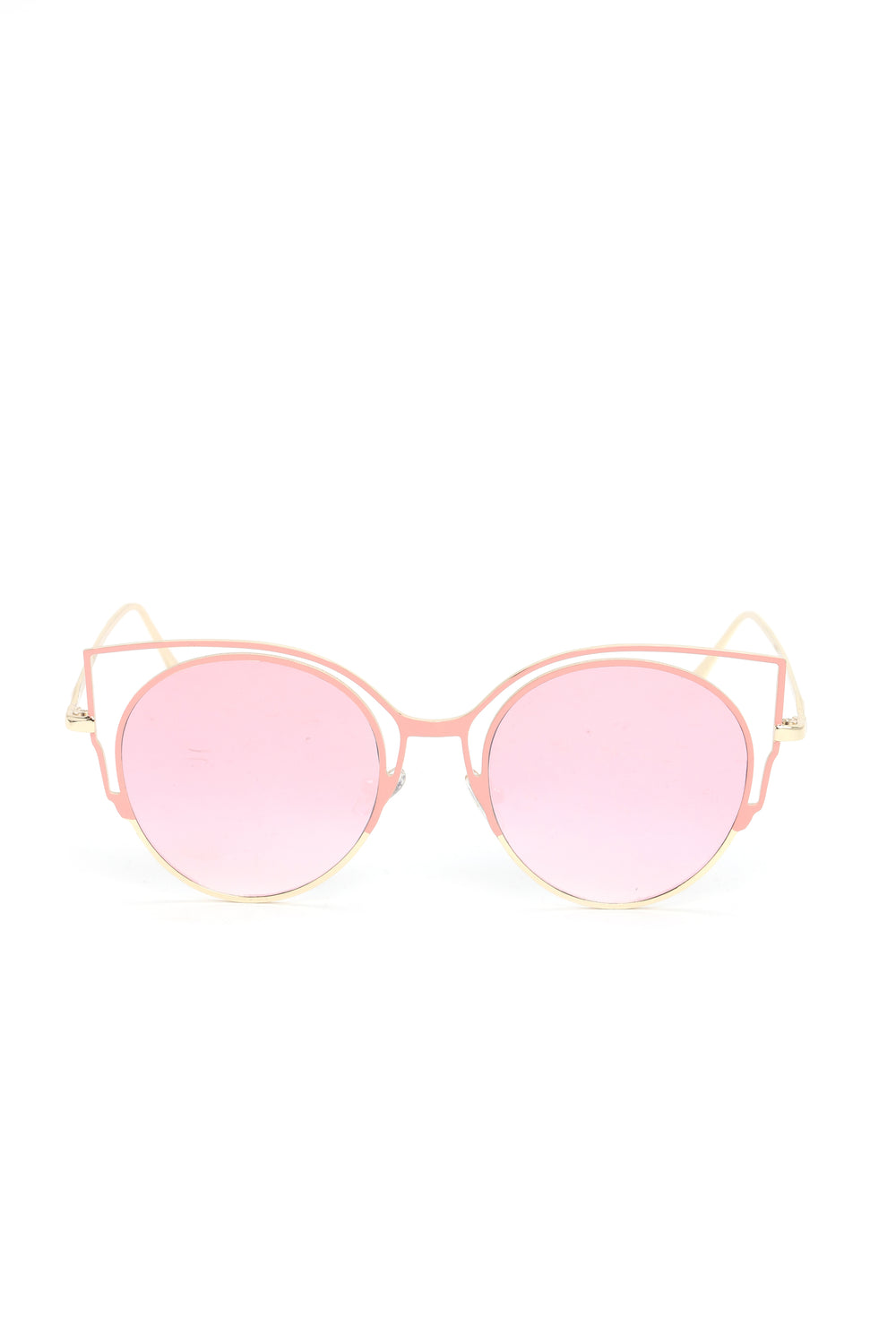 Growl's Night Out Sunglasses - Pink